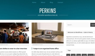 Best Free Magazine Wordpress Themes 2015