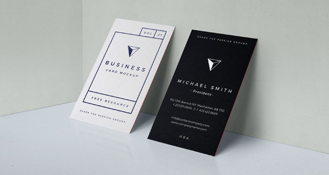 Best Free Business Card Templates 2017