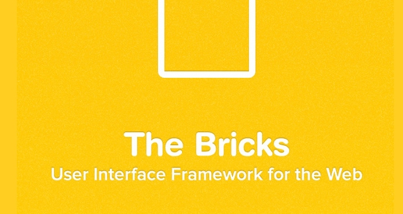 The Bricks - Best Free User Interface Designs For UI Designers 2016