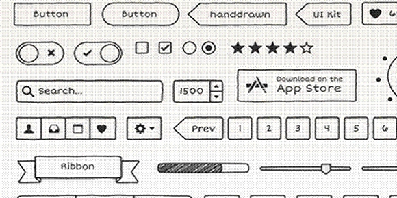 25 Best Free User Interface Designs For UI Designers 2015