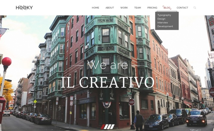Best Free PSD Website Templates 2015