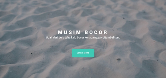 Bocor - Best Free Bootstrap Templates 2016