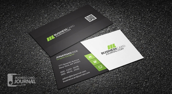25 best free business card templates 2016 webdesignlike stylish corporate business card template accmission Images