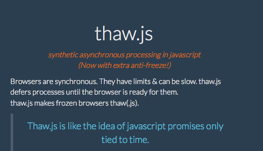 Best Download Javascript Libraries 2016