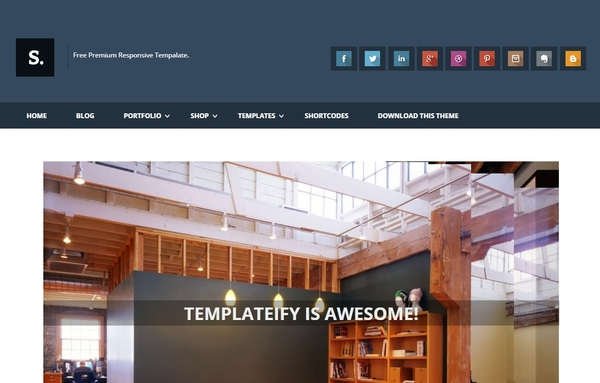 Best Free Blogger Templates 2016