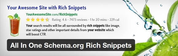 All In One Schema.org Rich Snippets - 10 Must Have Free WordPress Plugins 2016