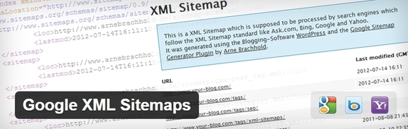 Google Sitemap Generator - 10 Must Have Free WordPress Plugins 2016